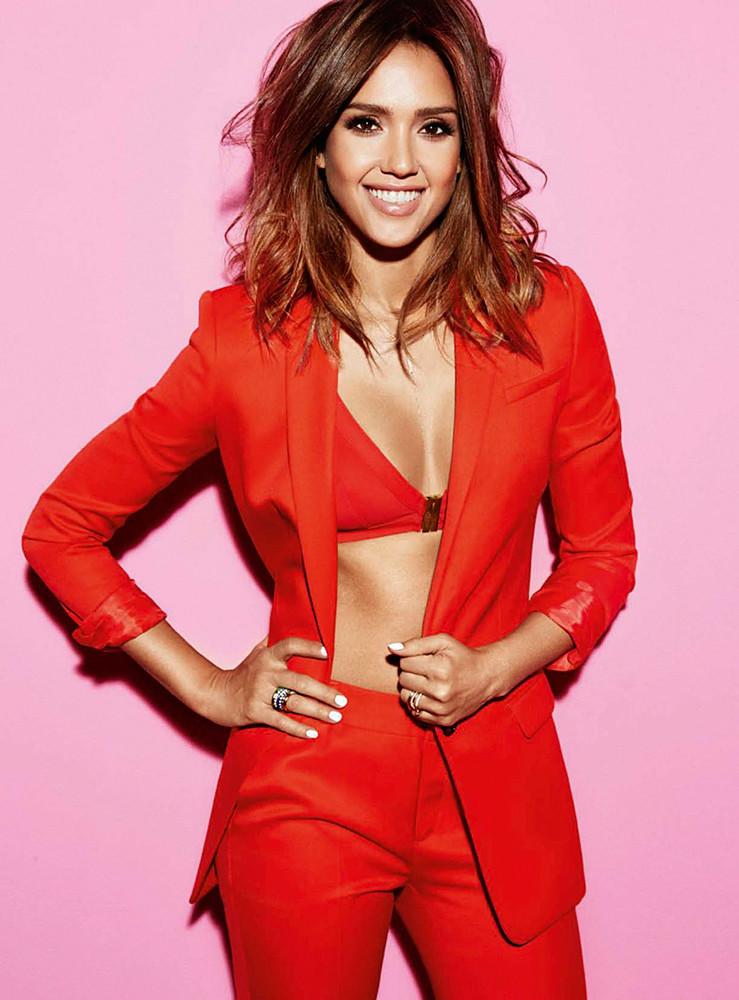 Джессика Альба — Фотосессия для «Cosmopolitan» 2016 – 8
