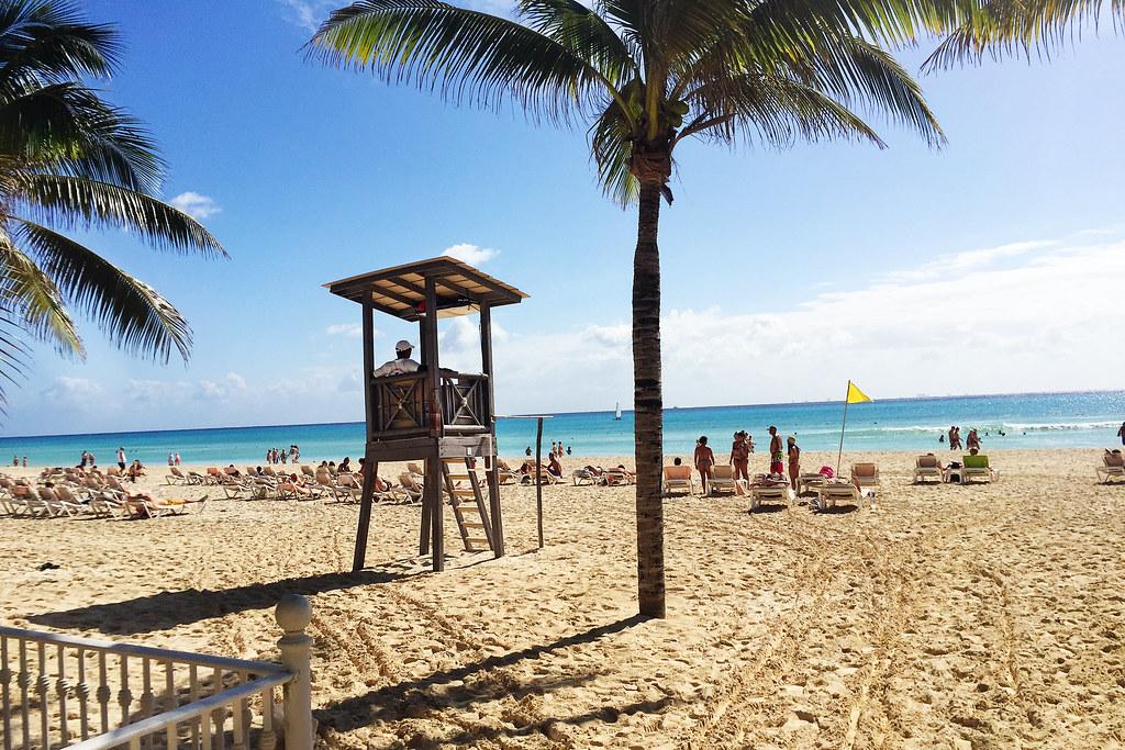 Riu Palace Riviera Maya - Beach
