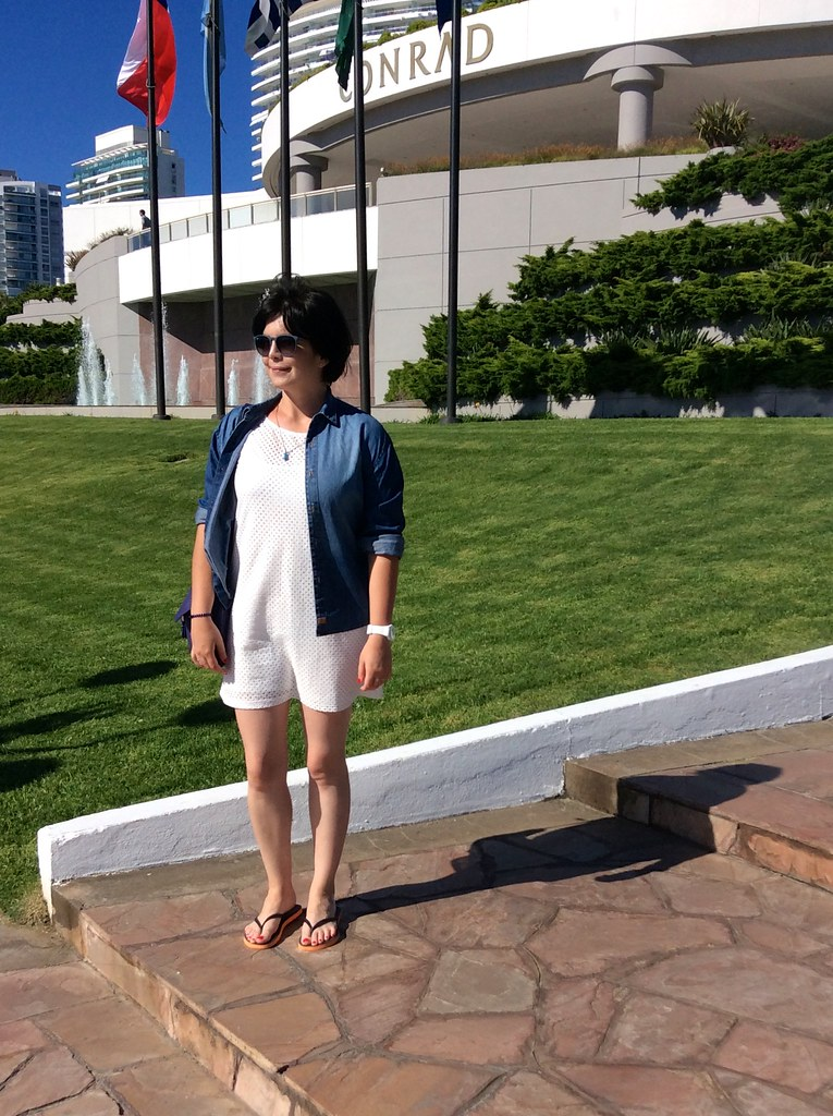 Outfit Punta del Este