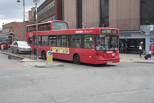 Metroline West DC1557 LK53FDP