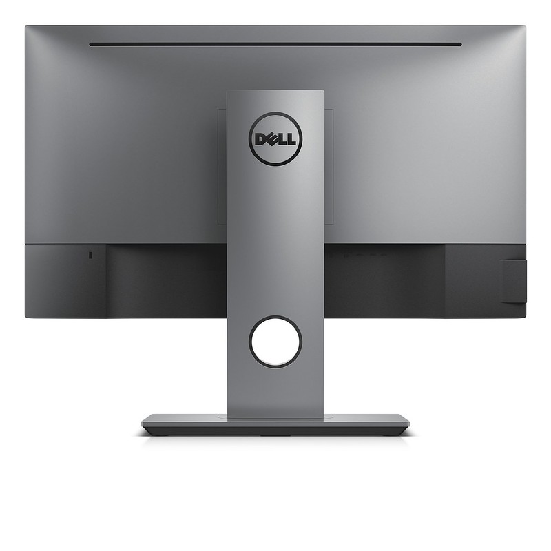 Dell UltraSharp 24 InfinityEdge Monitor (U2417H) - Back