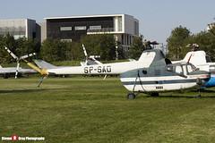 SP-SAD - S1-01003 - Institue of Aviation - PZL-Swidnik SM-1 Mil Mi-1 Hare - Polish Aviation Musuem - Krakow, Poland - 151010 - Steven Gray - IMG_0111