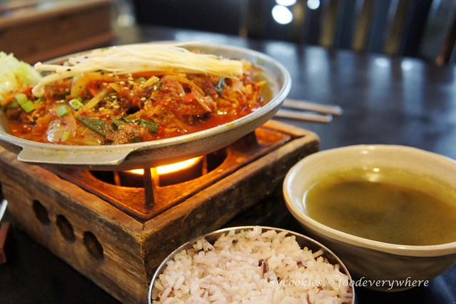 7.Oiso Korean Traditional Cuisine & Café @ Bangsar south
