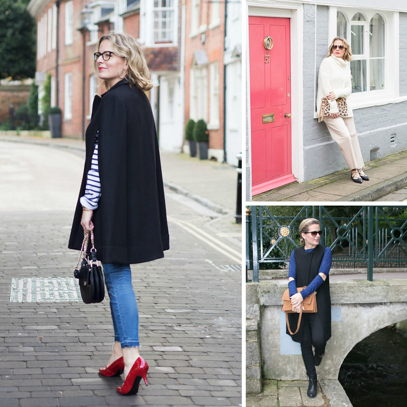 Over 40 Fashion Blogger Amanda - The Online Stylist