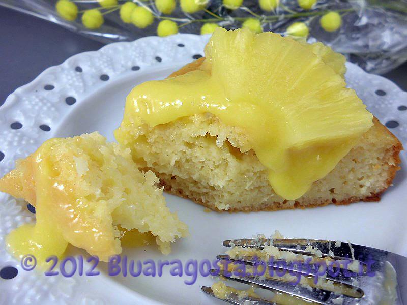 05-torta all'ananas
