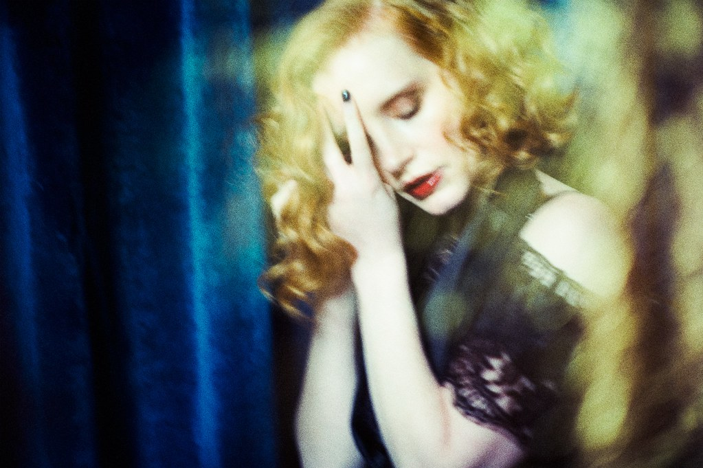 Джессика Честейн — Фотосессия для «Flaunt» 2016 – 3