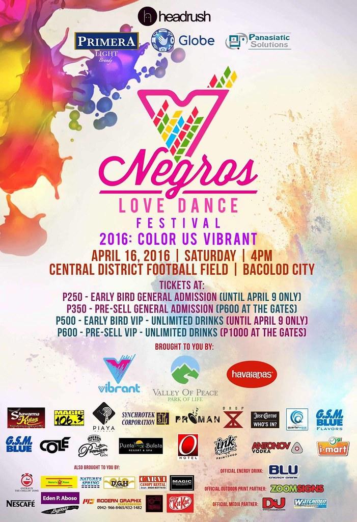 Negros Love Dance 2016