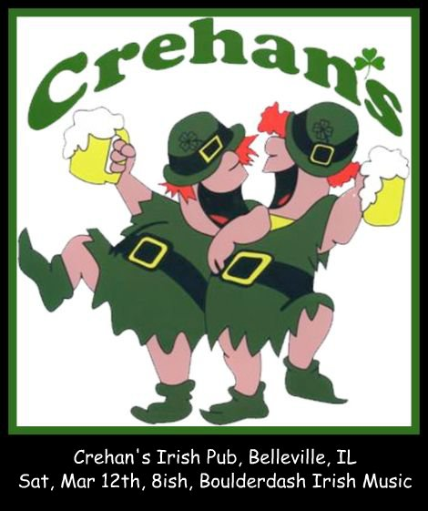 Crehan's 3-12-16