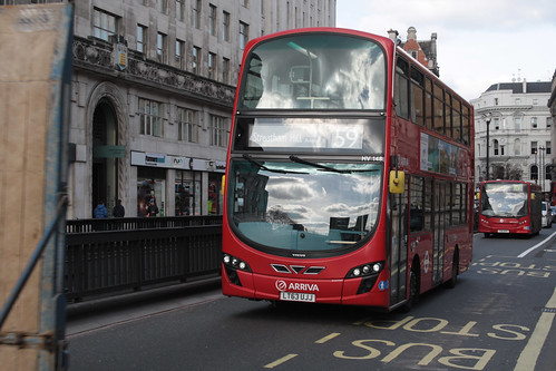 Arriva London South HV148 LT63UJJ