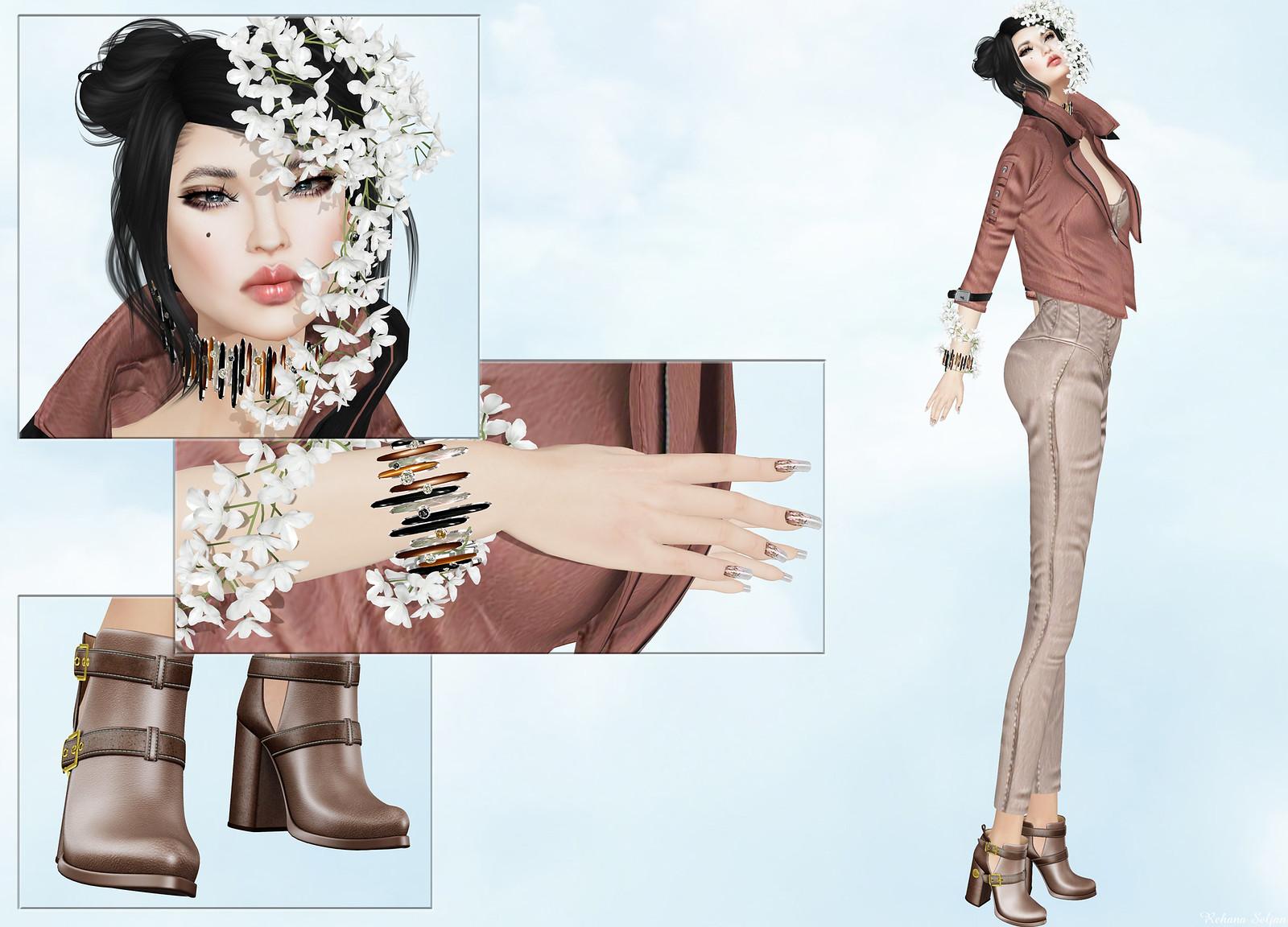 Masoom - urban chic outfit