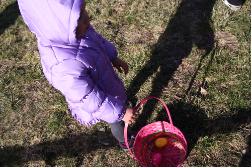 Easter Bunny & Egg Hunt 2016