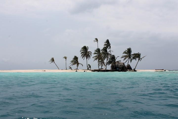 Isla Pelícano San Blas Panamá