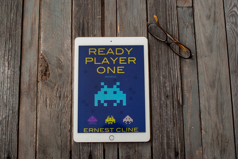 READY PLAYER ONE: 52 SEMANAS de LIBROS