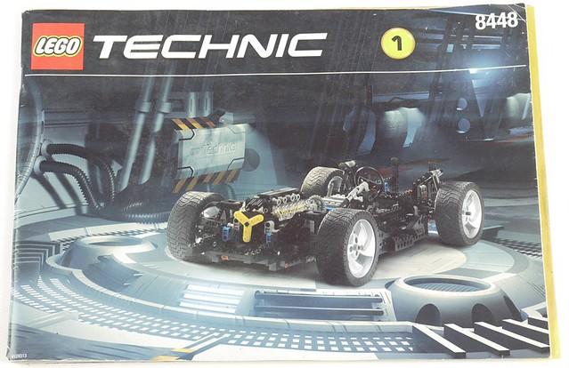 Review 8448 Super Street Sensation An Iconic Technic Super Car