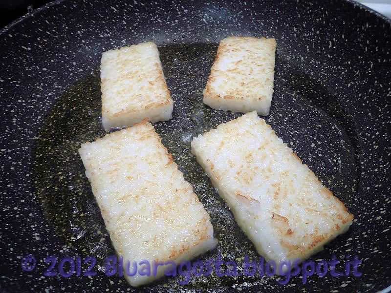 4-mattonelle di riso in frittura