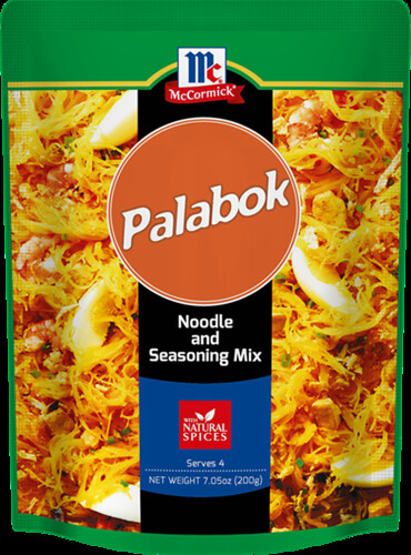 McCormick noodle and seasoning mix