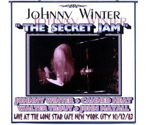 Johnny Winter's The Secret Jam