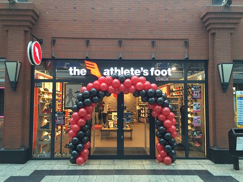 Ballonboog 6m The Athlete's Foot Vlaardingen