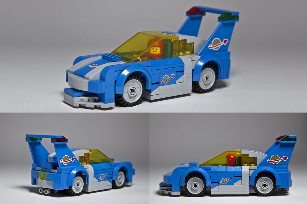 Classic Space Porsche
