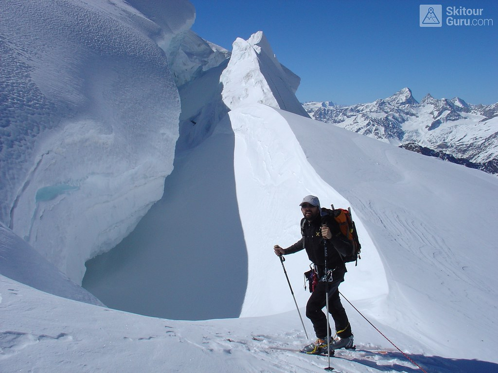 Rimpfischhorn Walliser Alpen / Alpes valaisannes Switzerland photo 26