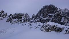 Przełęcz Passo Marinelli Occidenetale 3014m.