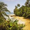 Beautiful beaches at #Manzanillo #CostaRica :heart_eyes: