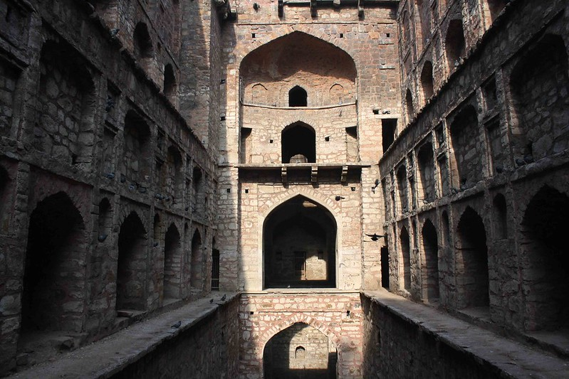 City Monument – Baolis, Step Wells of Delhi