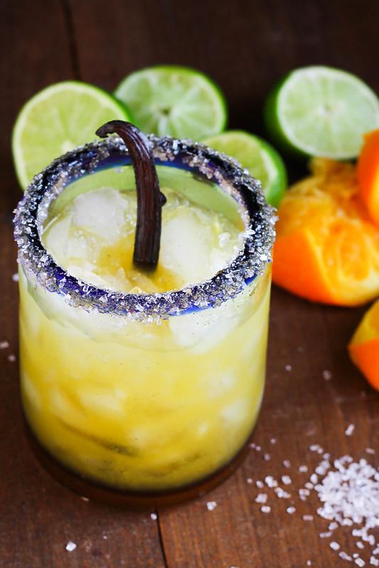 Vanilla Bean Piloncillo Margarita (V3)
