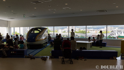 Kyoto Railway Museum (81) Museum 2F / Kids Park