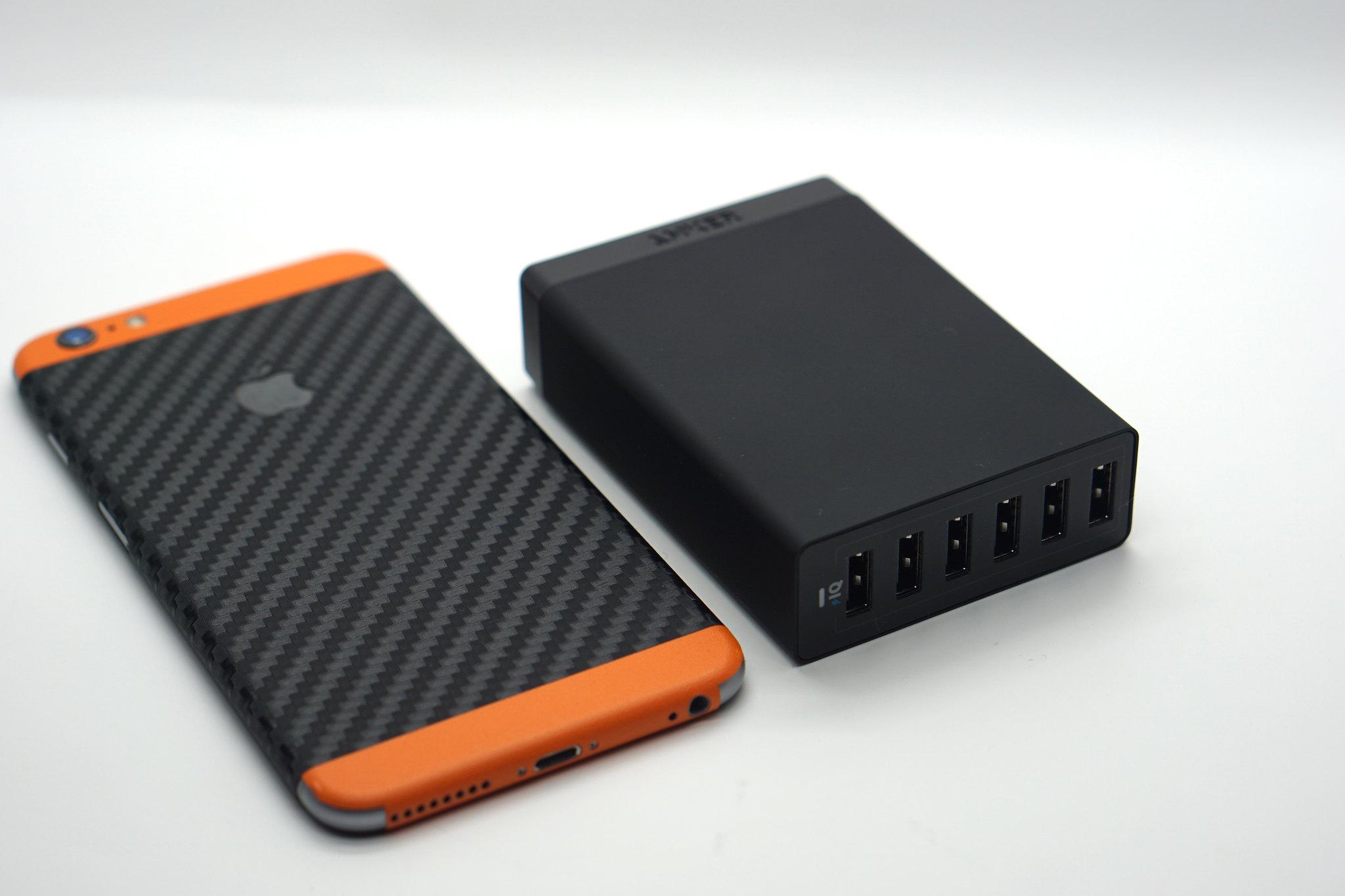Anker 6 ports USB