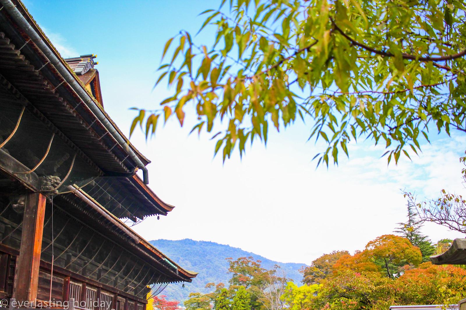 善光寺 Zenkoji Temple-0003
