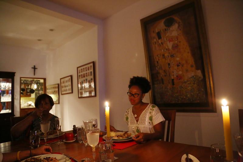 Christmas Dinner @ Ms. Martha's