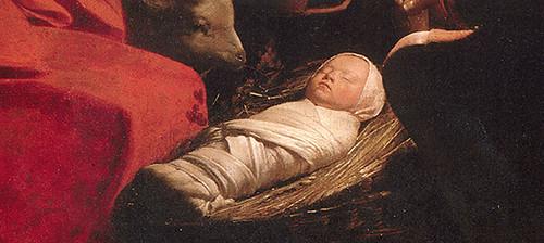 La Tour, 1644 - Adoración de los pastores
