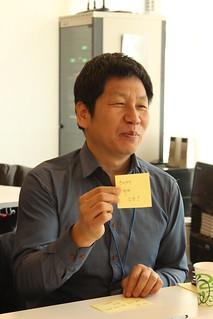참여연대100인원탁토론중구난방 진행모습 참여회원3