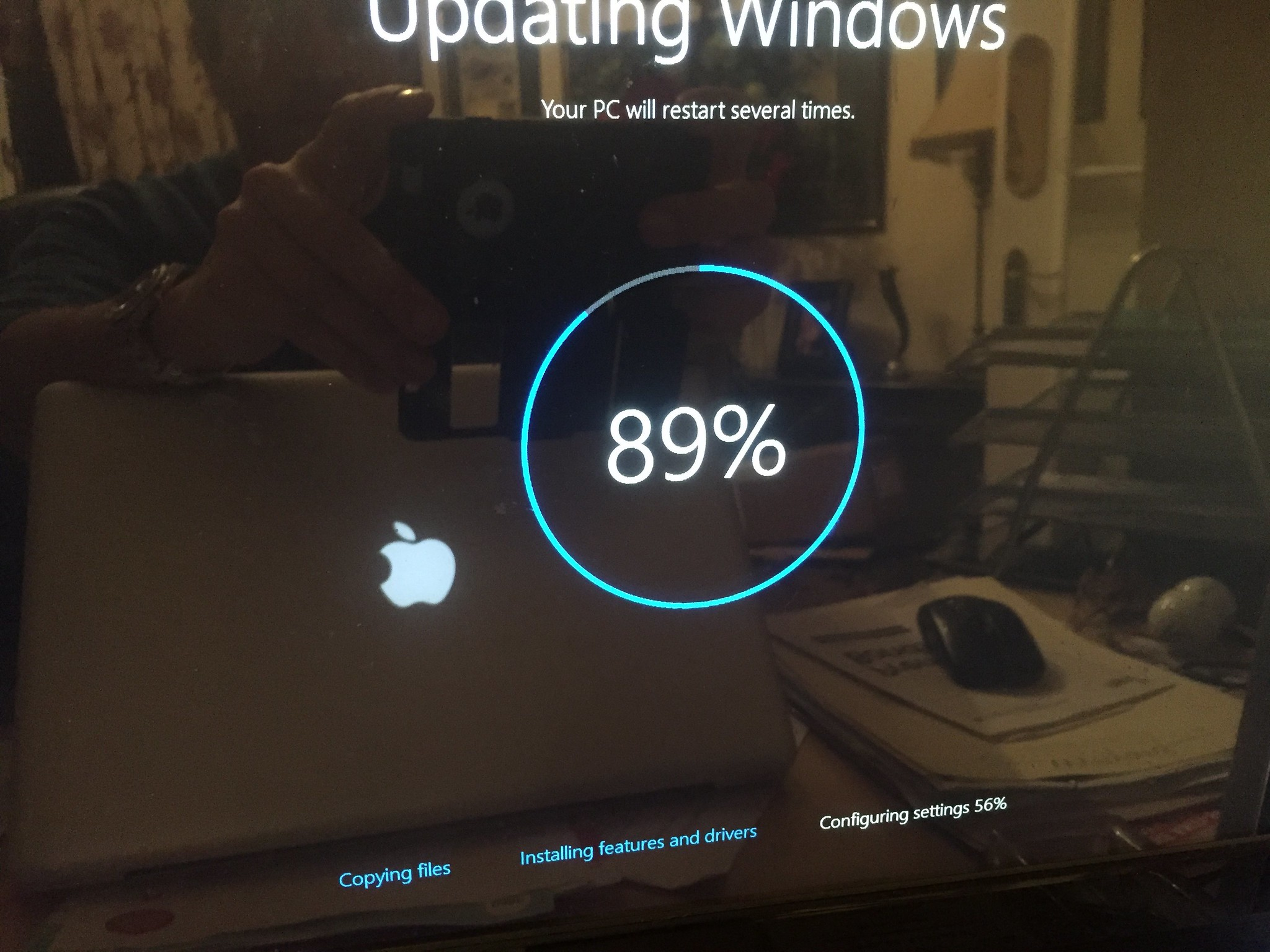 Windows 10 update failure | Overclockers UK Forums