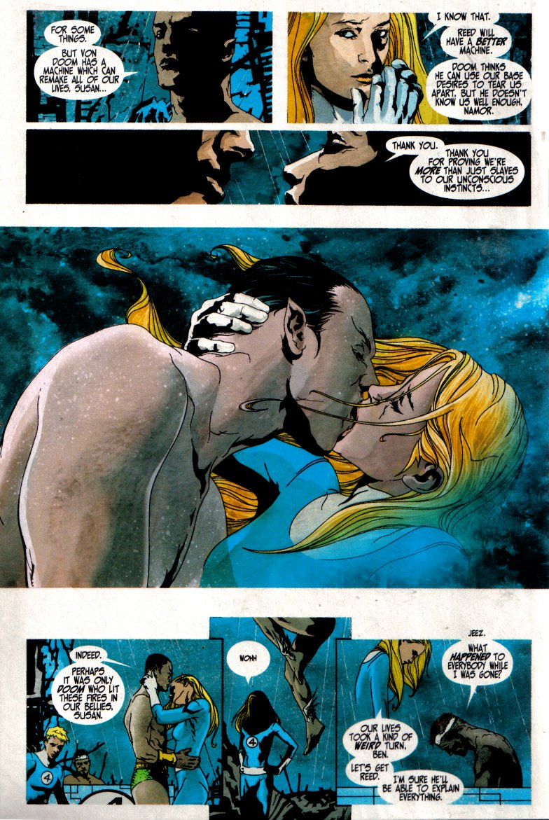 Image result for Sue and namor
