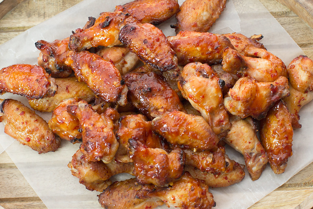 The Only Wings I Wanna Eat