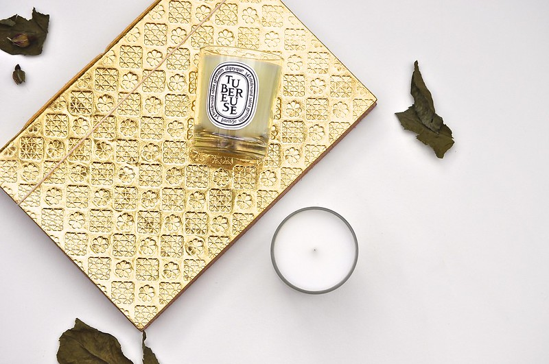 Diptyque Baies and Tubereuse