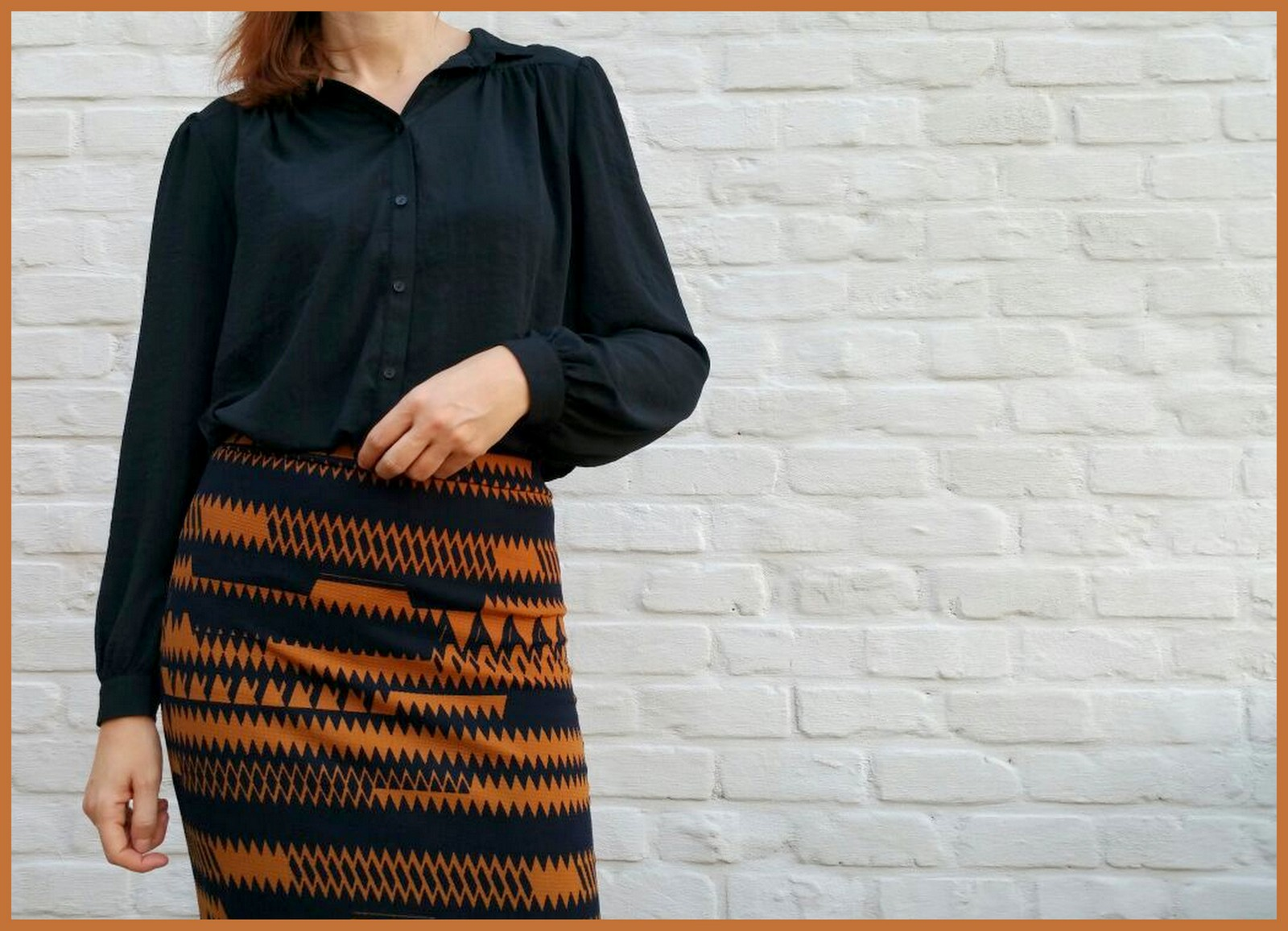 kristy pencil skirt