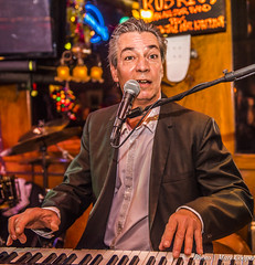 Blues Pianist and Vocalist Rob Rio
