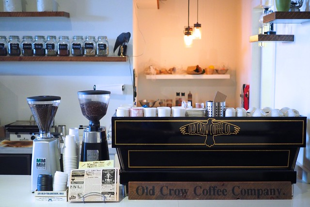 Old Crow Coffee | New Westminster Quay