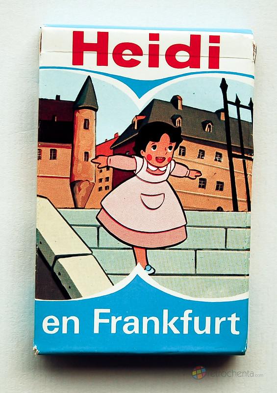 Baraja Heidi en Frankfurt de Fournier