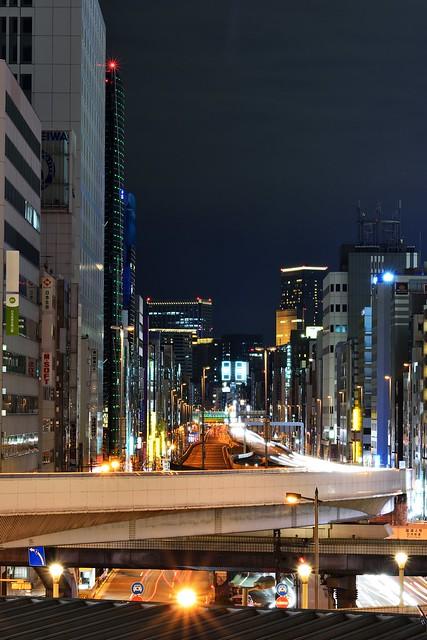 上野公園の夜景4