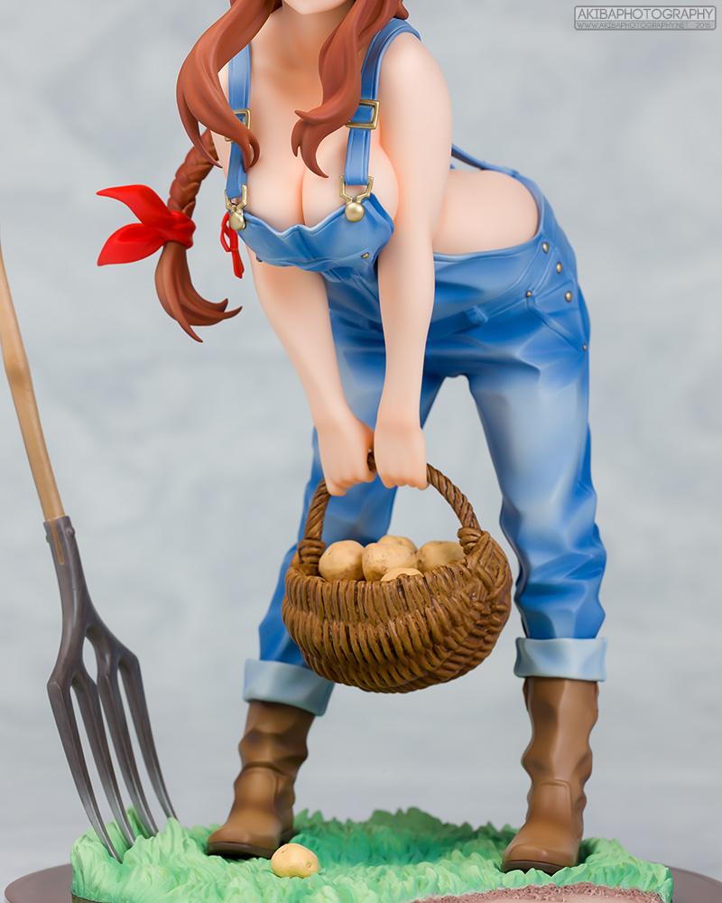 Maou Demon King AMAKUNI Nitsuga Figure PVC
