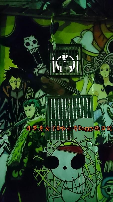 台中動漫彩繪巷08