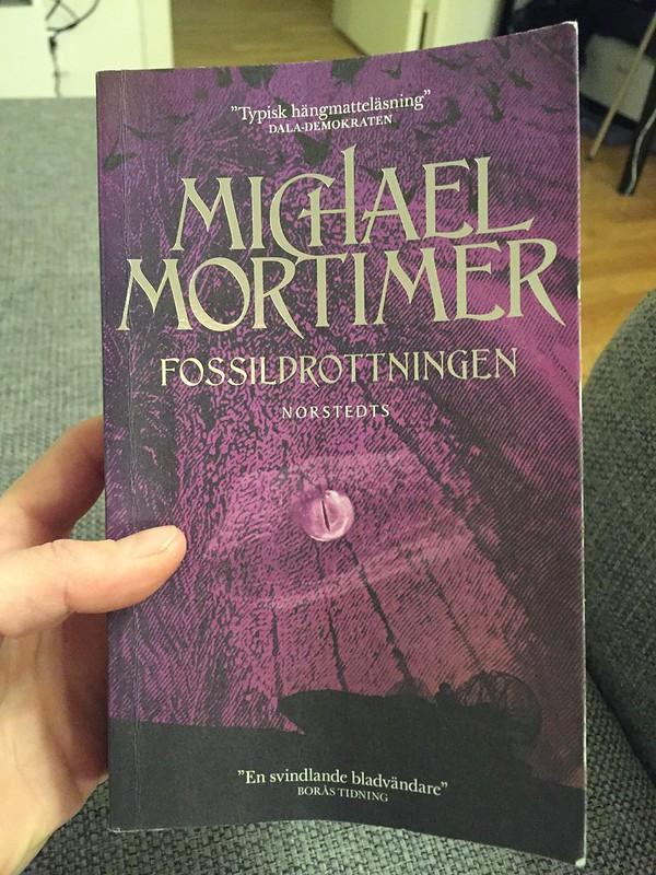 Fossildrottningen av Michael Mortimer