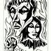 Ironside: The Warlock & Vampire - Salem, Oregon by 73sand88s by Cardboard America