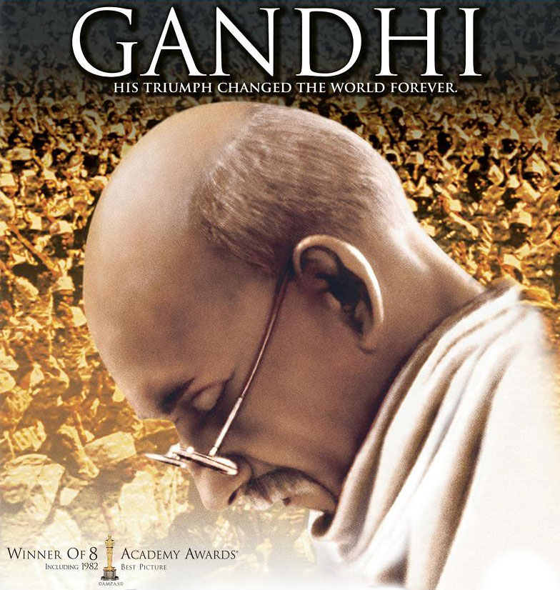 Ben Kingsley In «Gandhi»