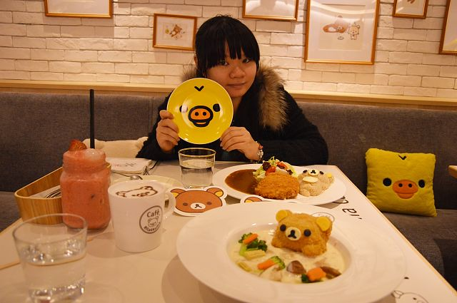 拉拉熊主題餐廳23