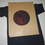 Camisetas astronómicas